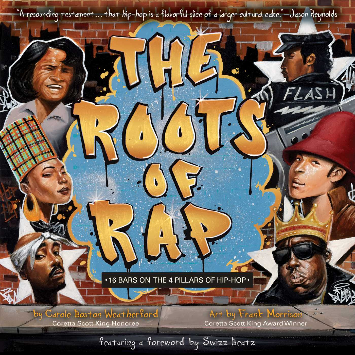 The Roots of Rap - Cover Image