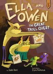 Ella and Owen 5: The Great Troll Quest