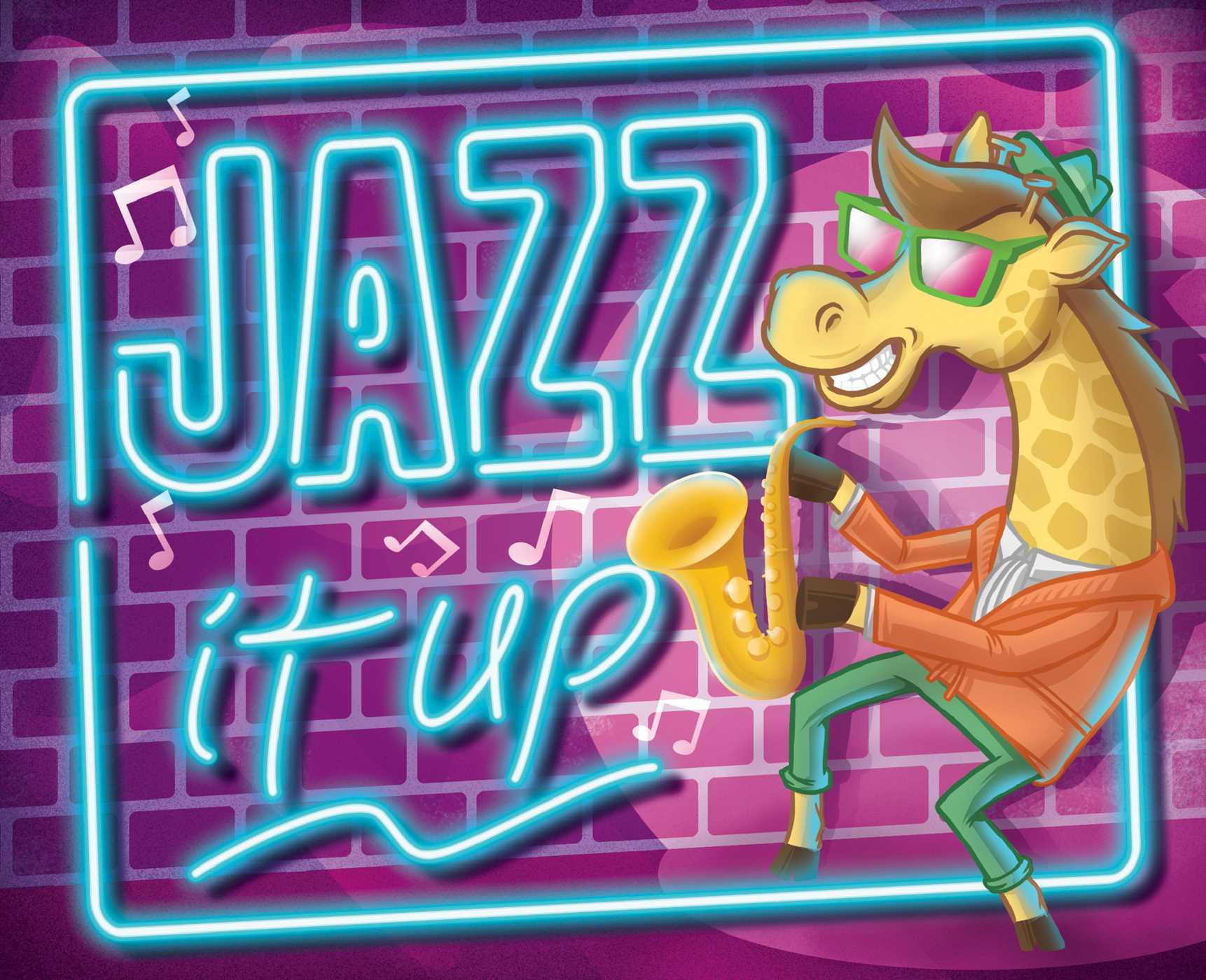 Jazz it up 9781499804782 hr