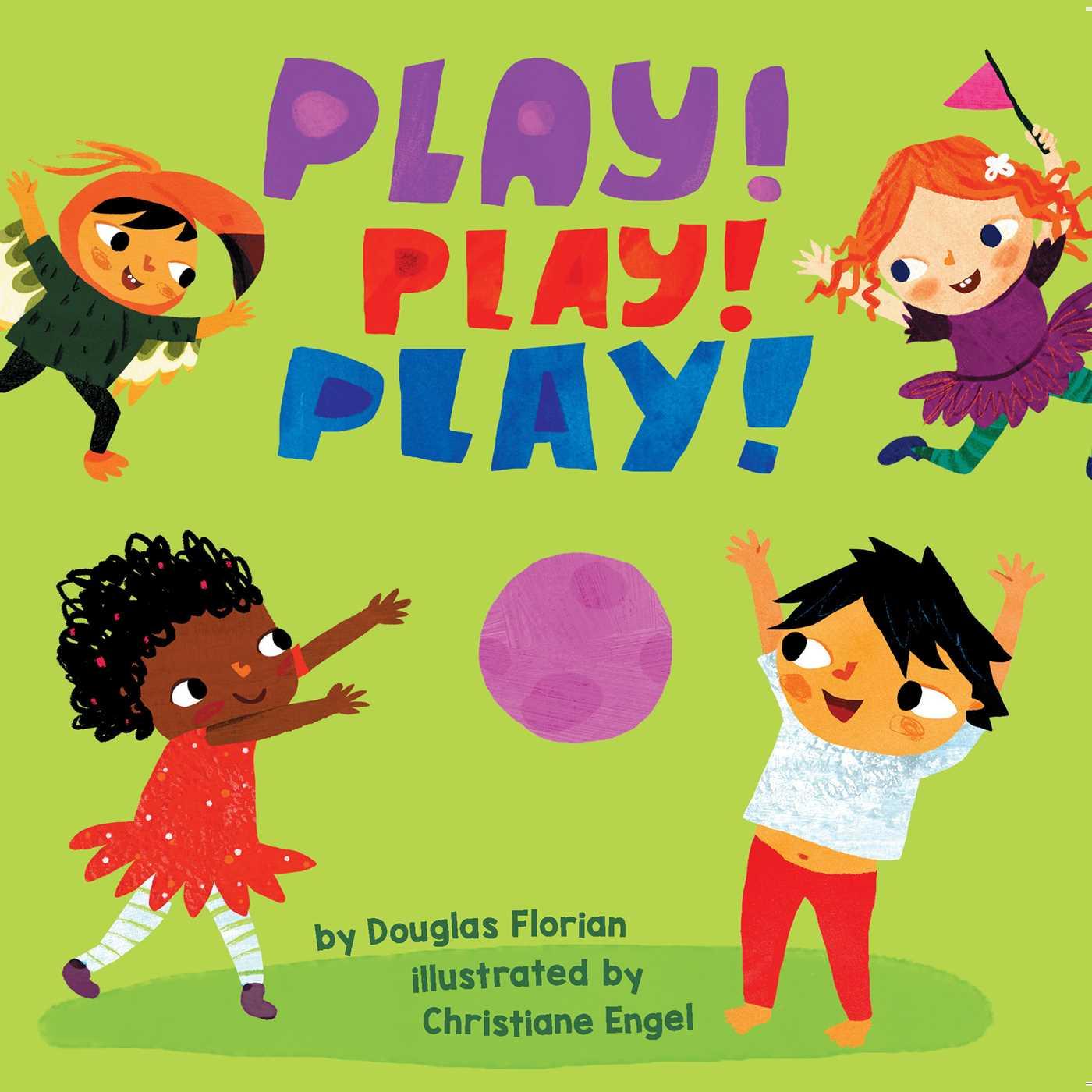 Play play play 9781499804843 hr