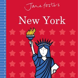 Jane Foster's Cities: New York