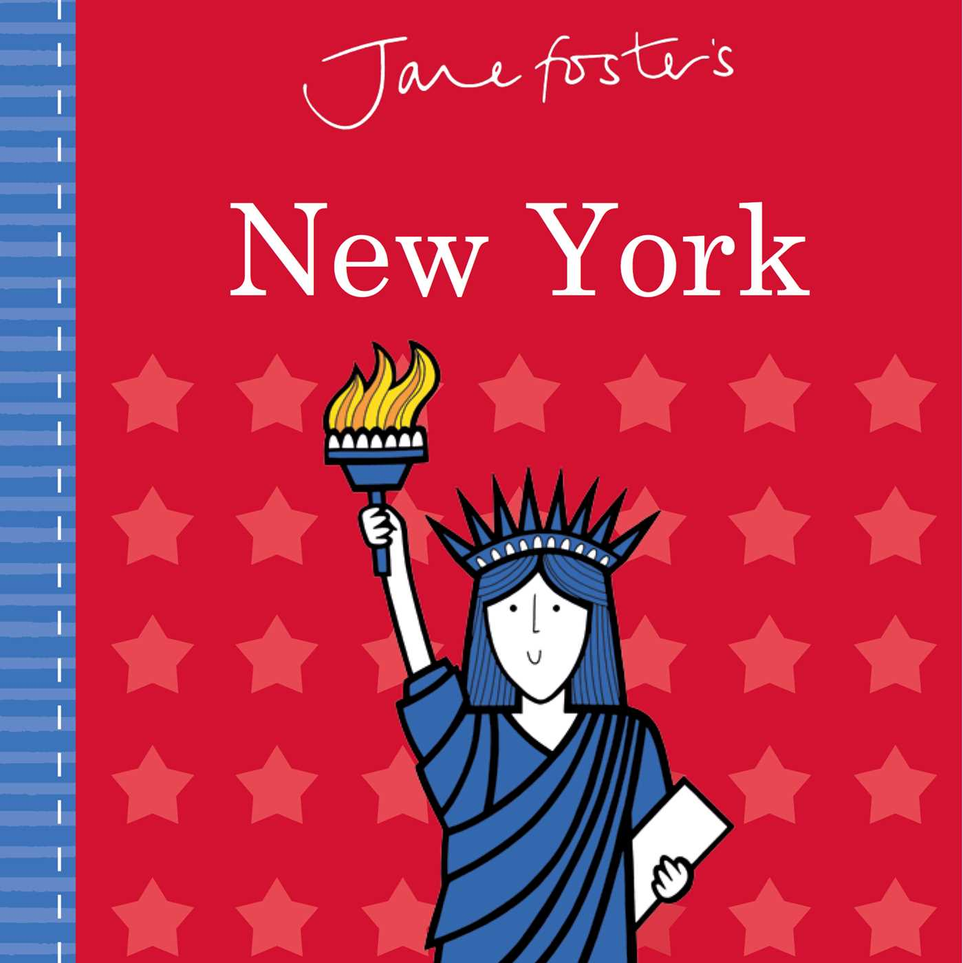 Jane fosters cities new york 9781499804881 hr