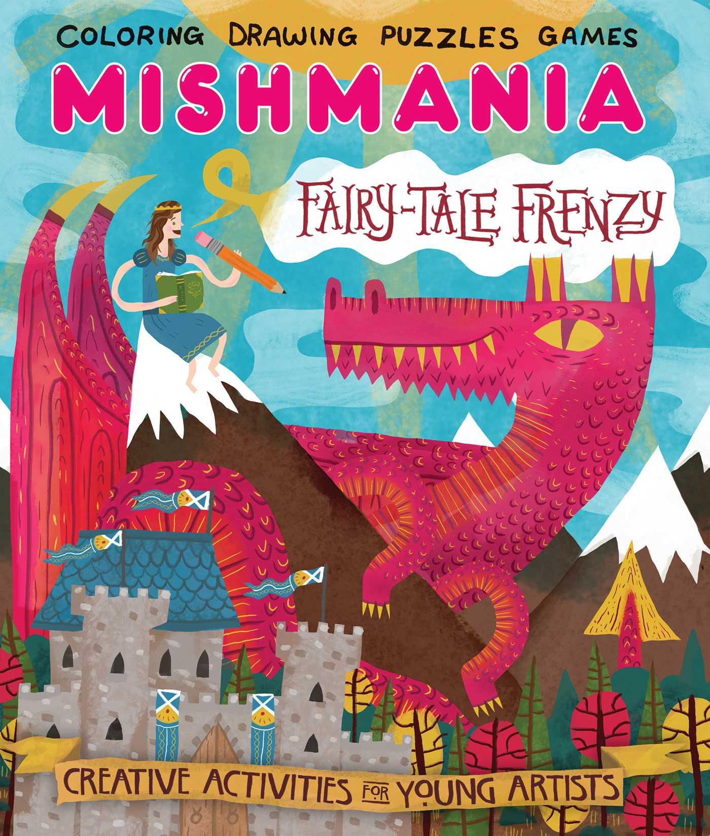 Fairy tale frenzy 9781499805277 hr