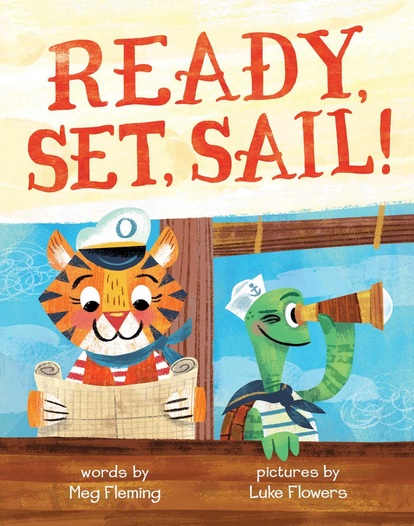 Ready set sail 9781499805338 hr