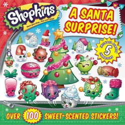 Shopkins A Santa Surprise!