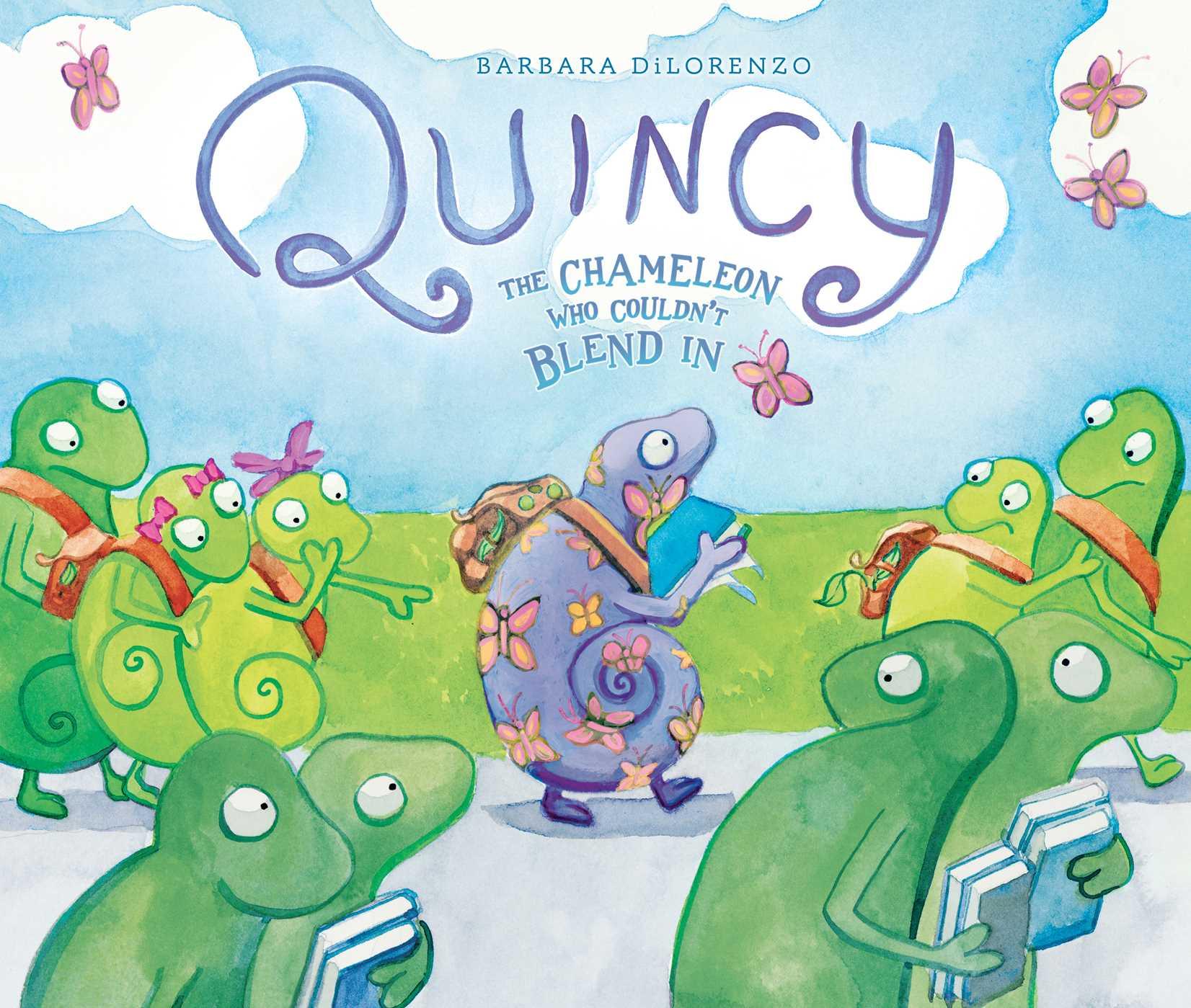 Quincy 9781499805420 hr