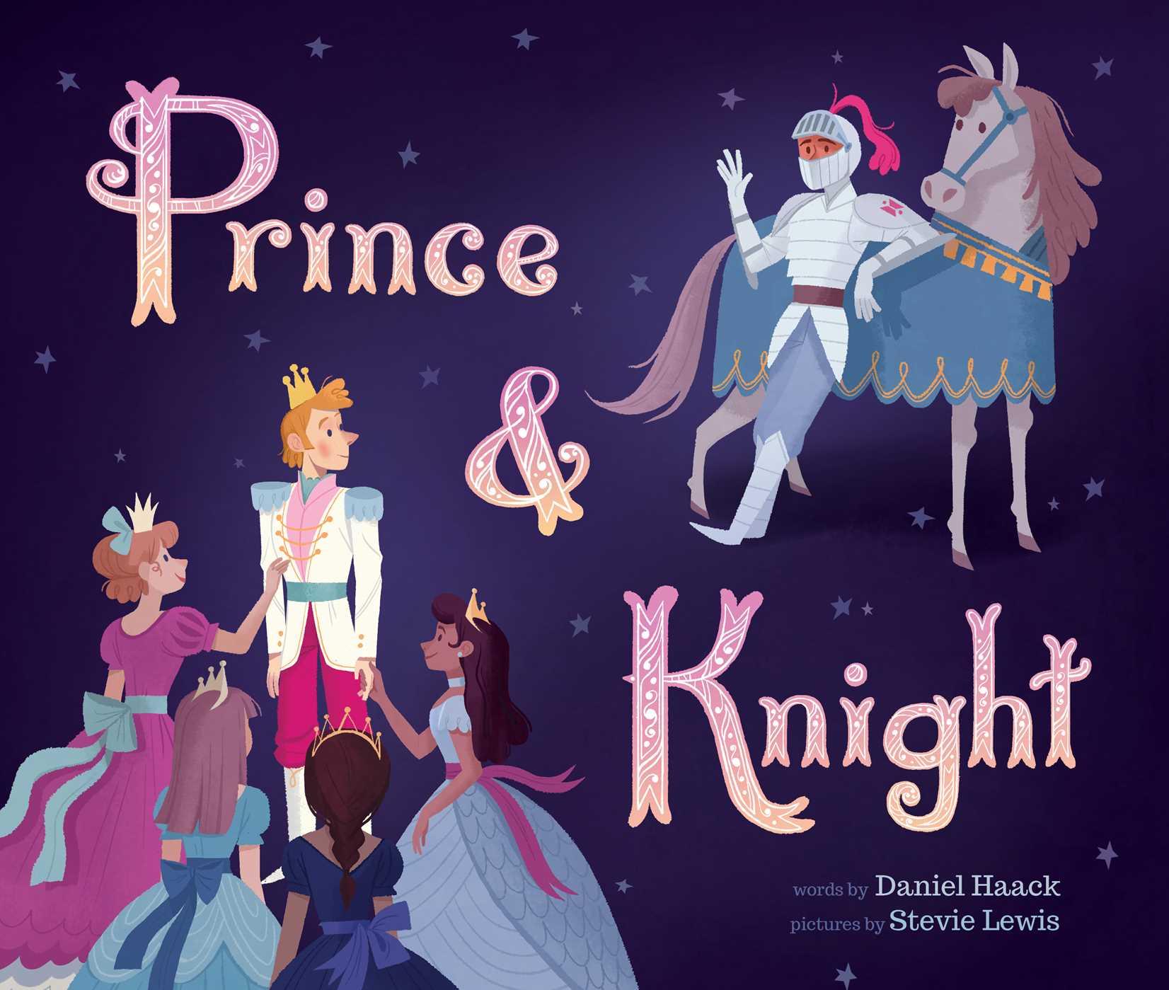 Prince knight 9781499805529 hr