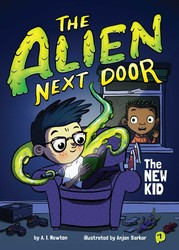 The Alien Next Door 1: The New Kid
