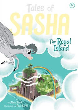 Tales of Sasha 7: The Royal Island