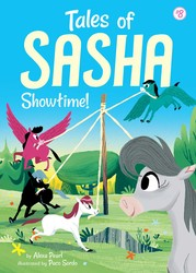 Tales of Sasha 8: Showtime!