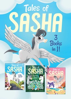 Tales of Sasha 3 Books in 1!