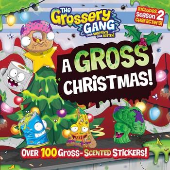 Grossery Gang A Gross Christmas