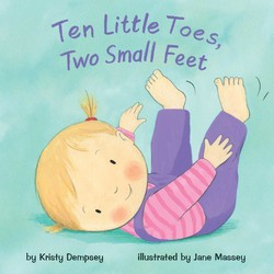 Buy Ten Little Toes, Two Small Feet