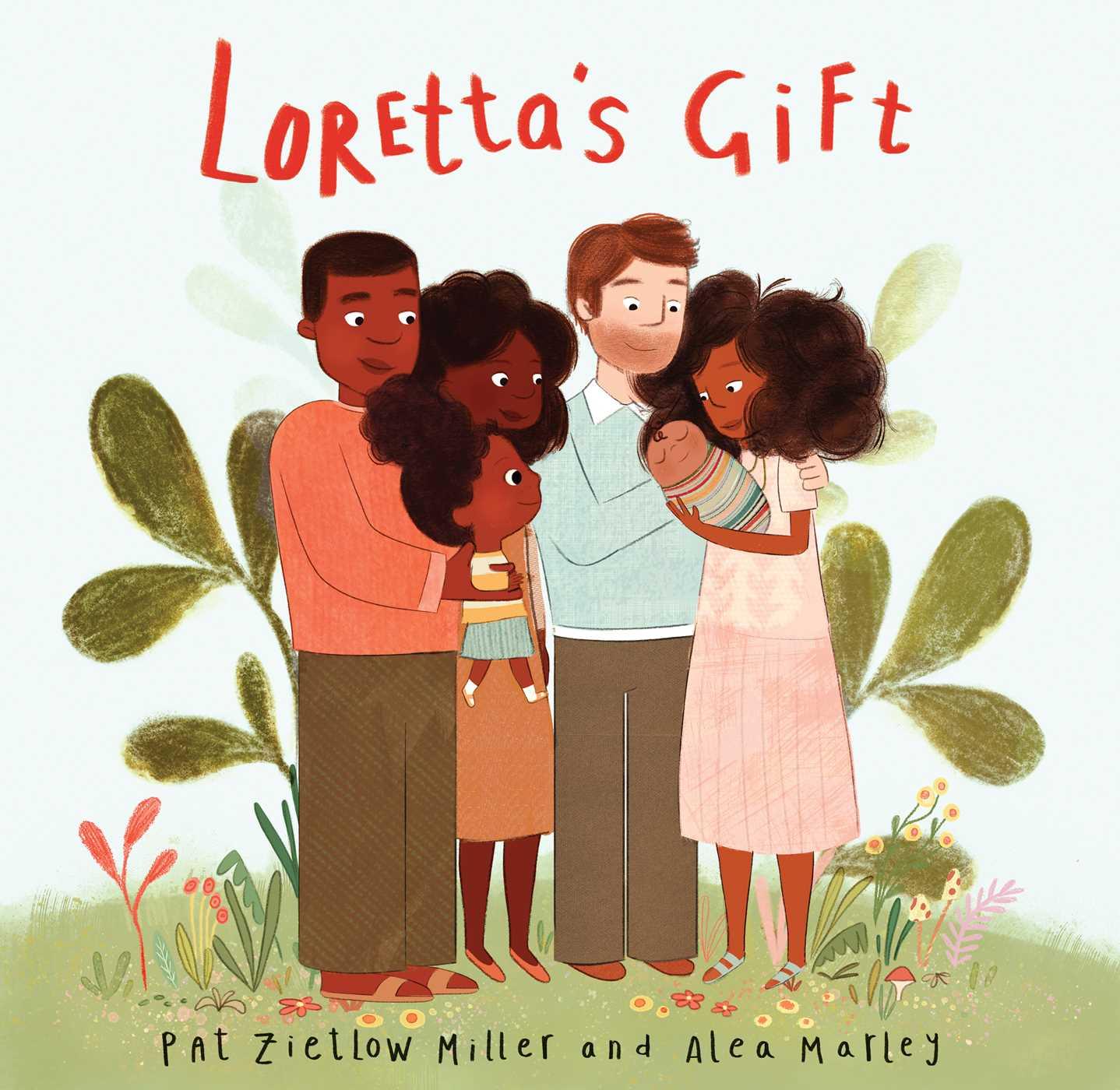 Lorettas gift 9781499806816 hr