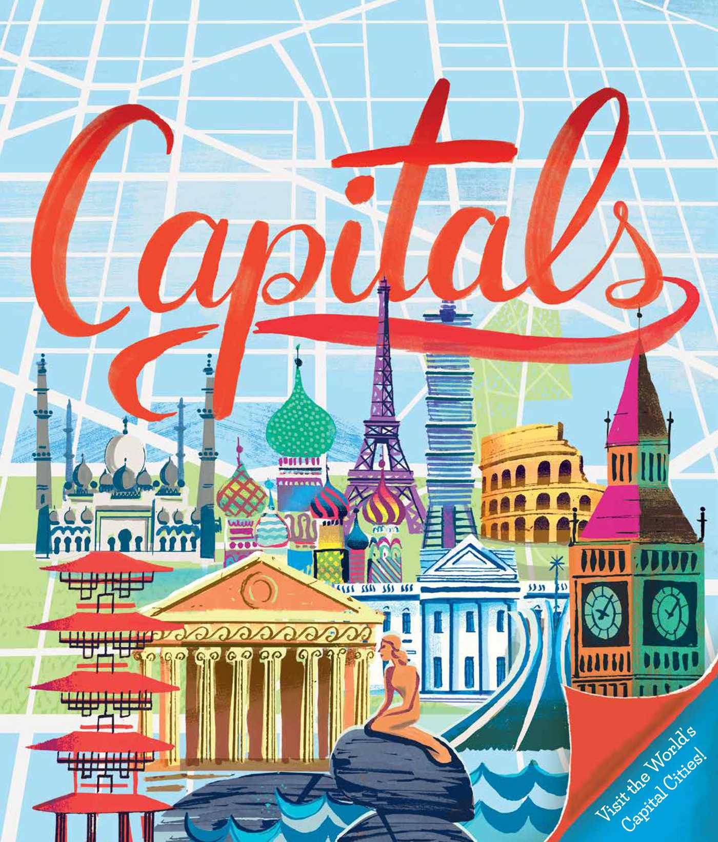 10 youngest capitals of the world