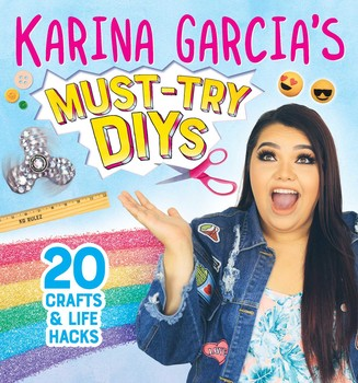 Karina garcias must try diys book by karina garcia official karina garcias must try diys solutioingenieria Choice Image
