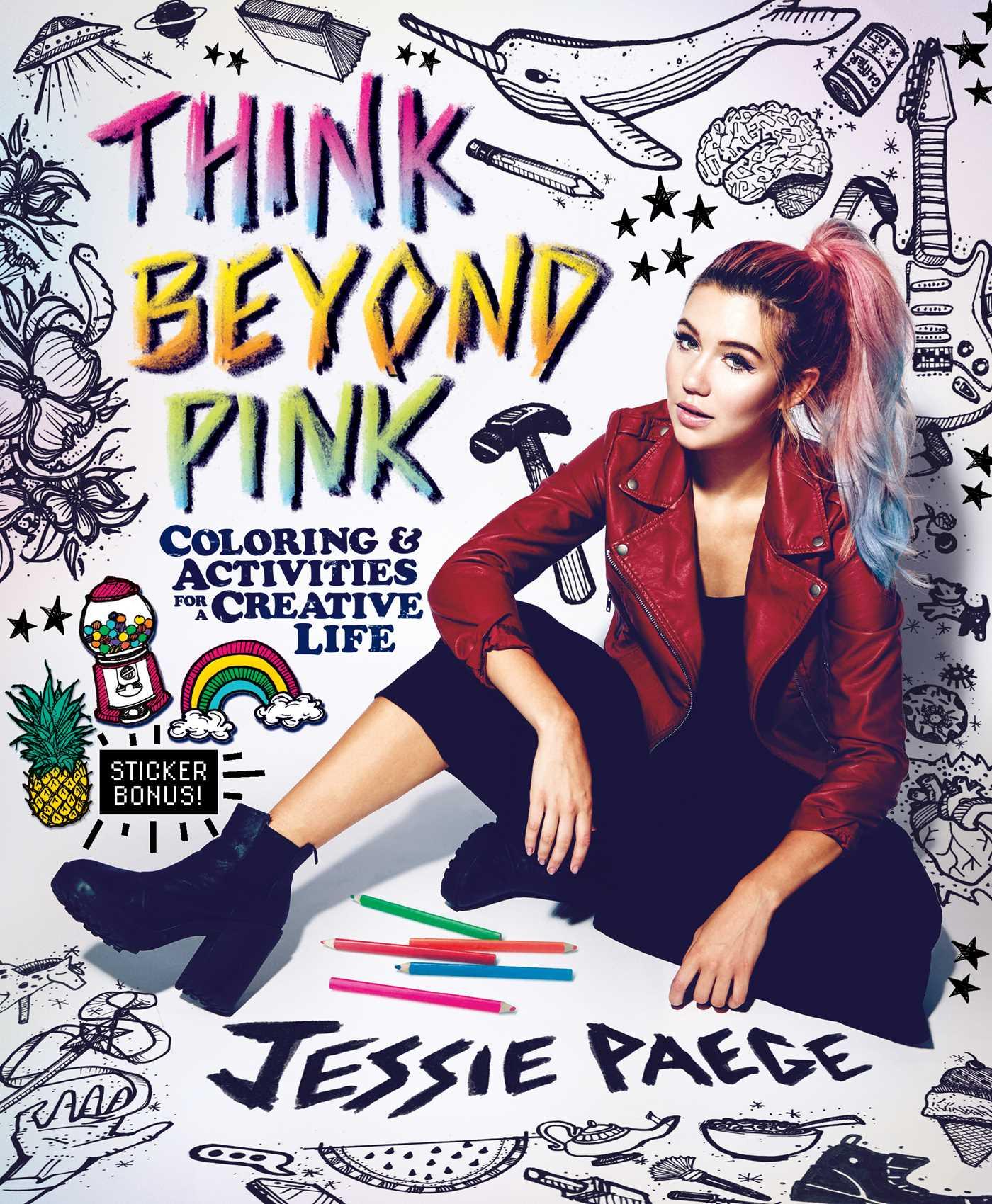 Think beyond pink 9781499807219 hr
