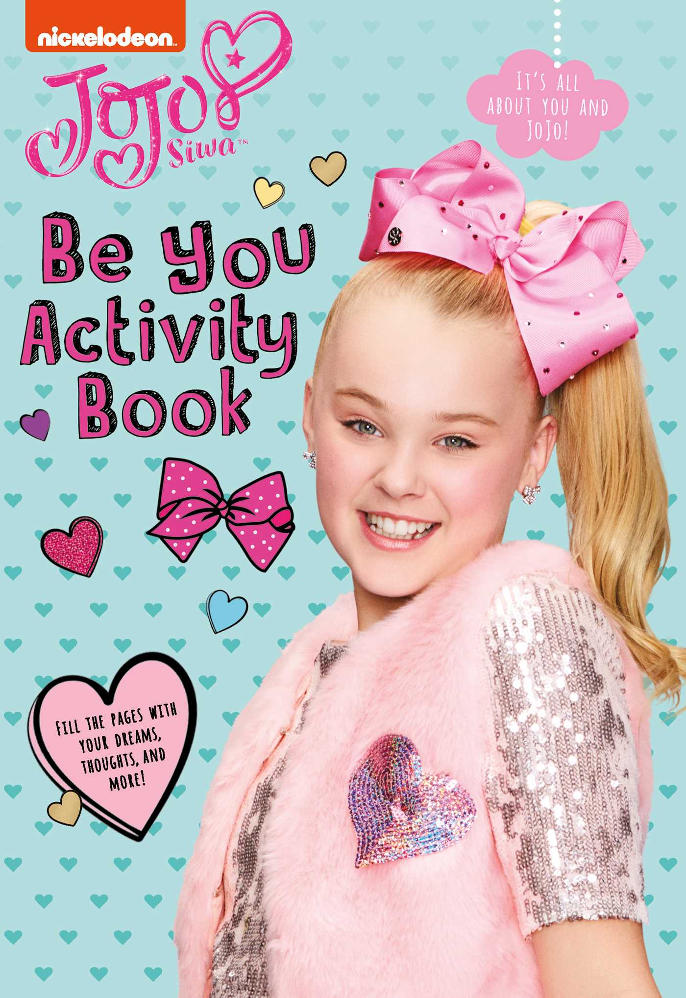 Be You Activity Book Book by BuzzPop Official