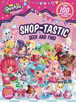 Shoppies Shop-tastic Seek and Find