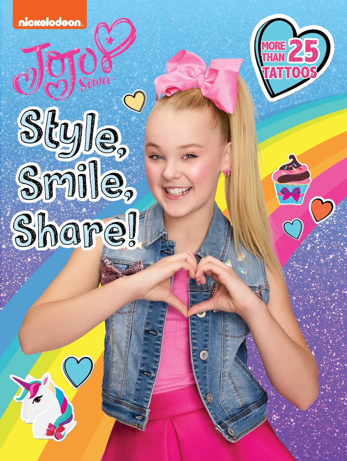 Style Smile Share Book by