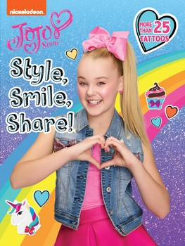 Style, Smile, Share!