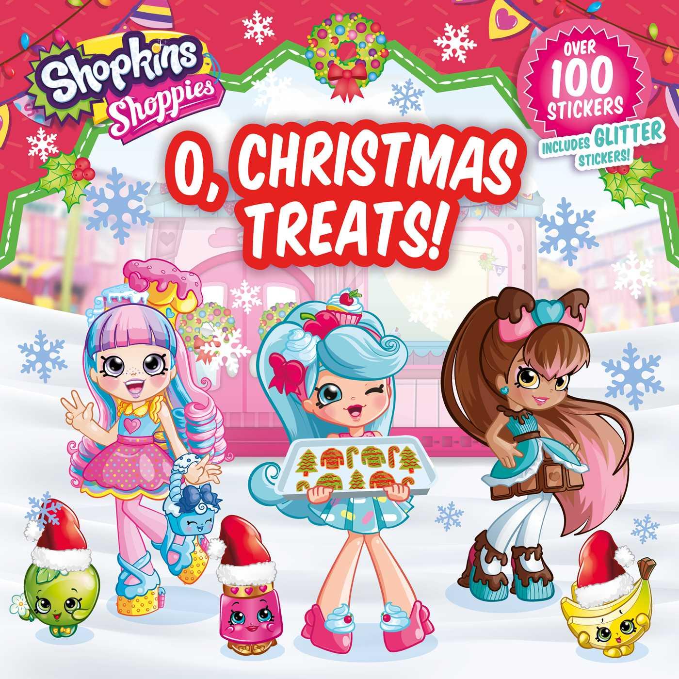Shoppies o christmas treats 9781499807837 hr
