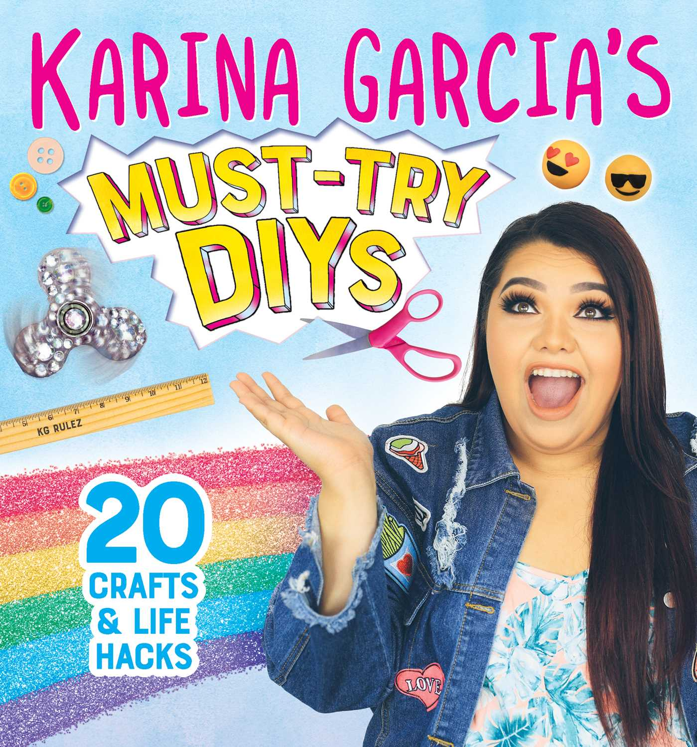 Karina garcias must try diys 20 crafts life hacks 9781499808612 hr