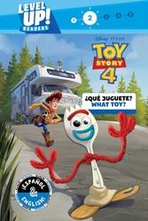 Disney/Pixar Toy Story 4: Movie Storybook / Libro basado en