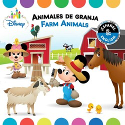 Farm Animals / Animales de granja (English-Spanish) (Disney Baby)