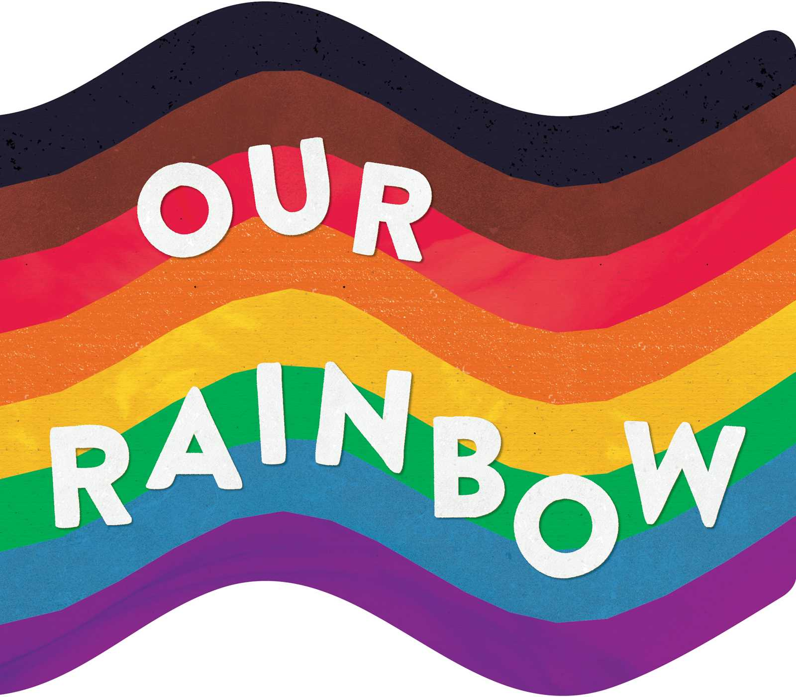 Cover Image of Our Rainbow Book by Little Bee Books | Official ...