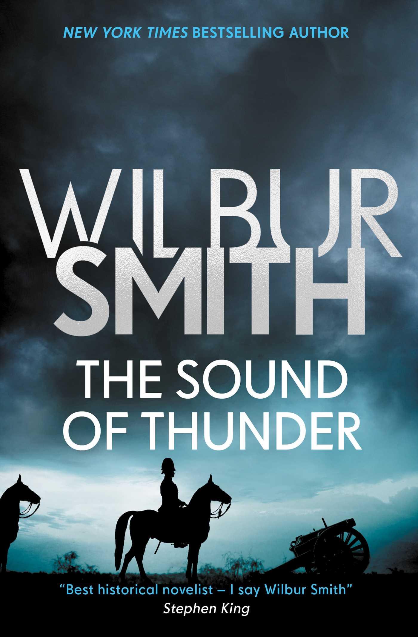 The sound of thunder 9781499860085 hr