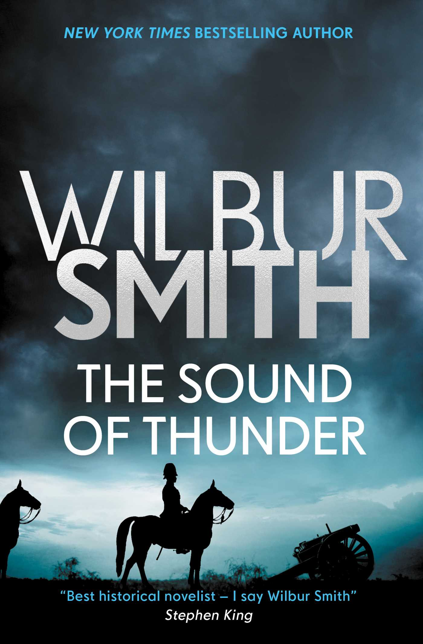 The sound of thunder 9781499860115 hr