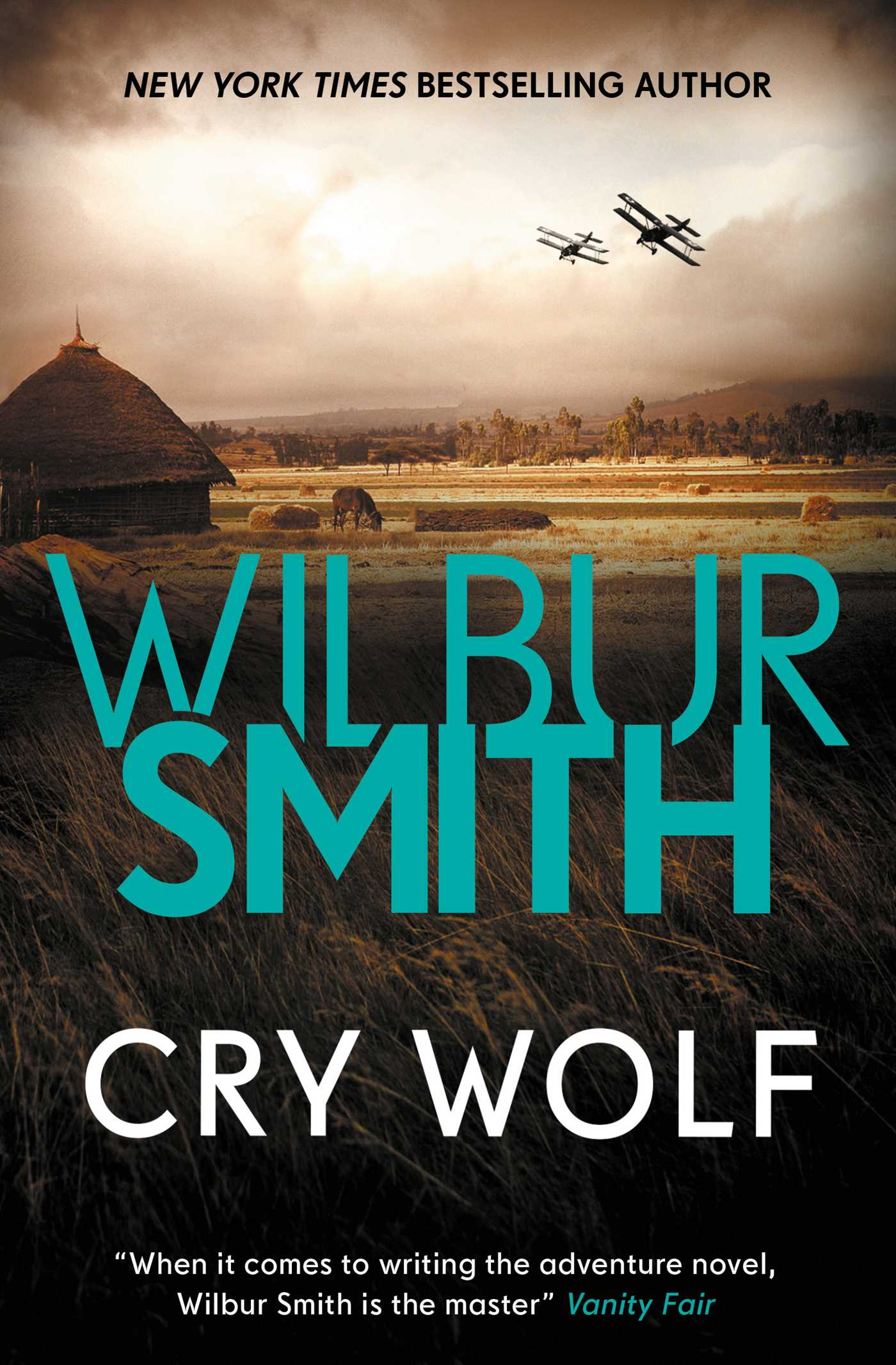 Cry wolf 9781499860368 hr