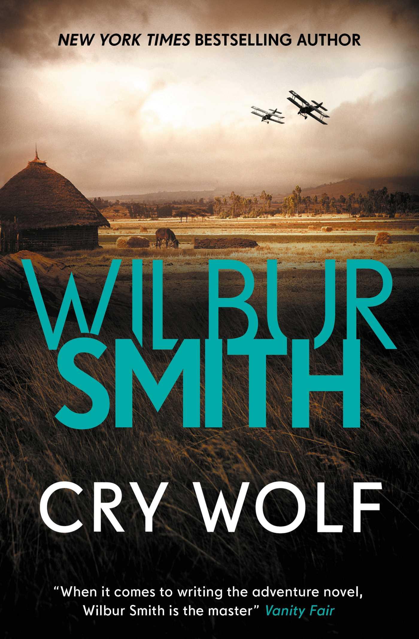 Cry wolf 9781499860399 hr