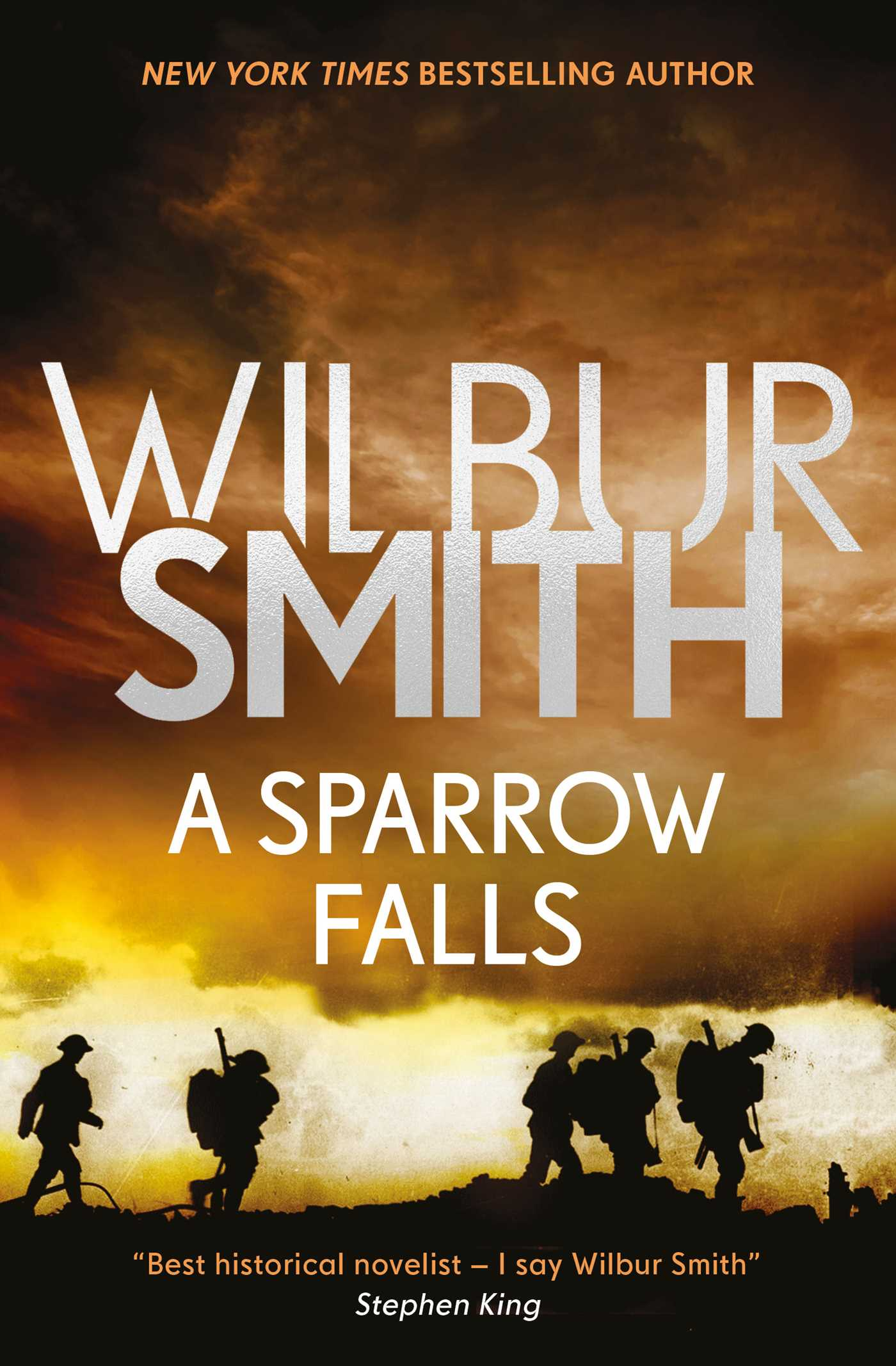 A sparrow falls 9781499860436 hr