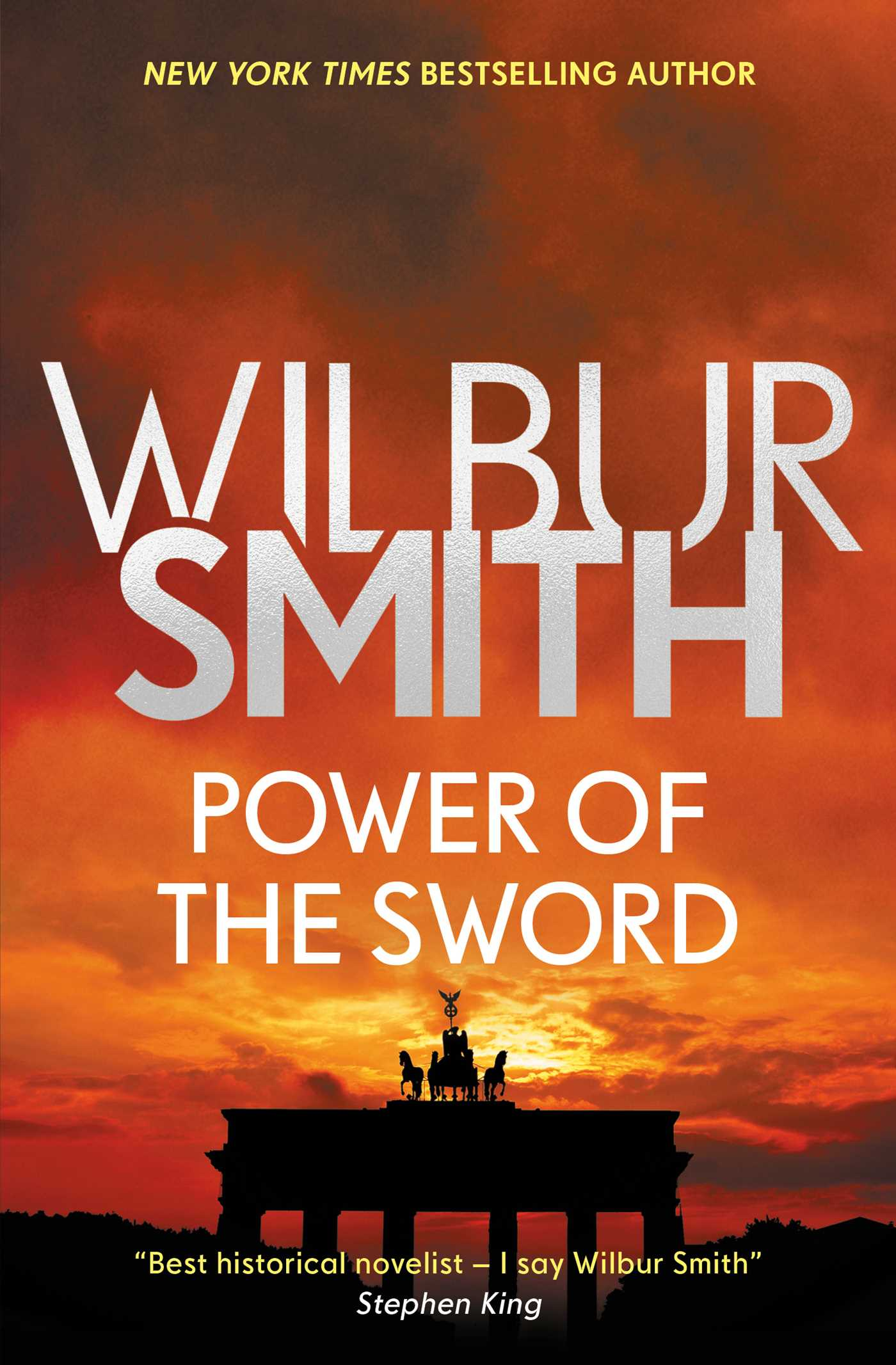 Power of the sword 9781499860726 hr