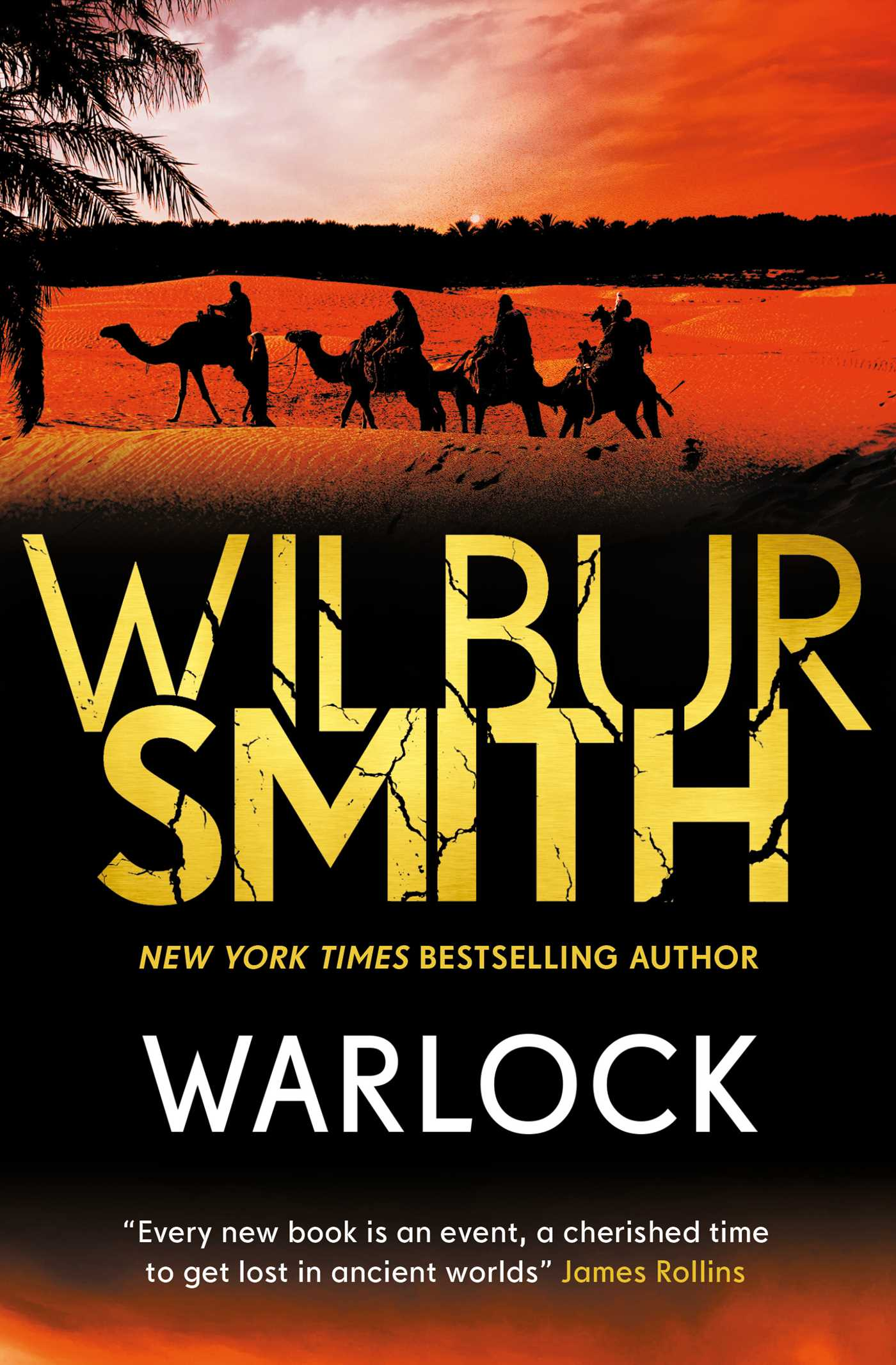 Warlock 9781499860962 hr