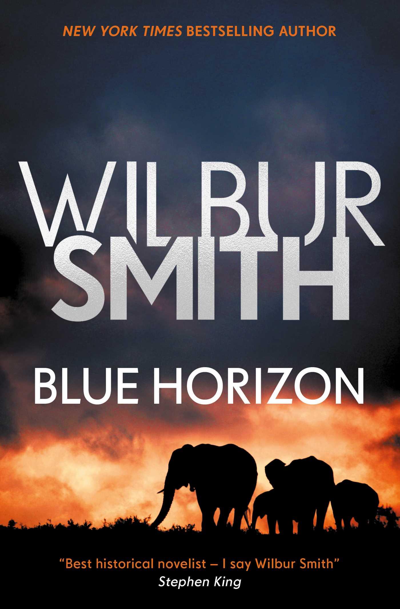 Blue horizon 9781499861037 hr