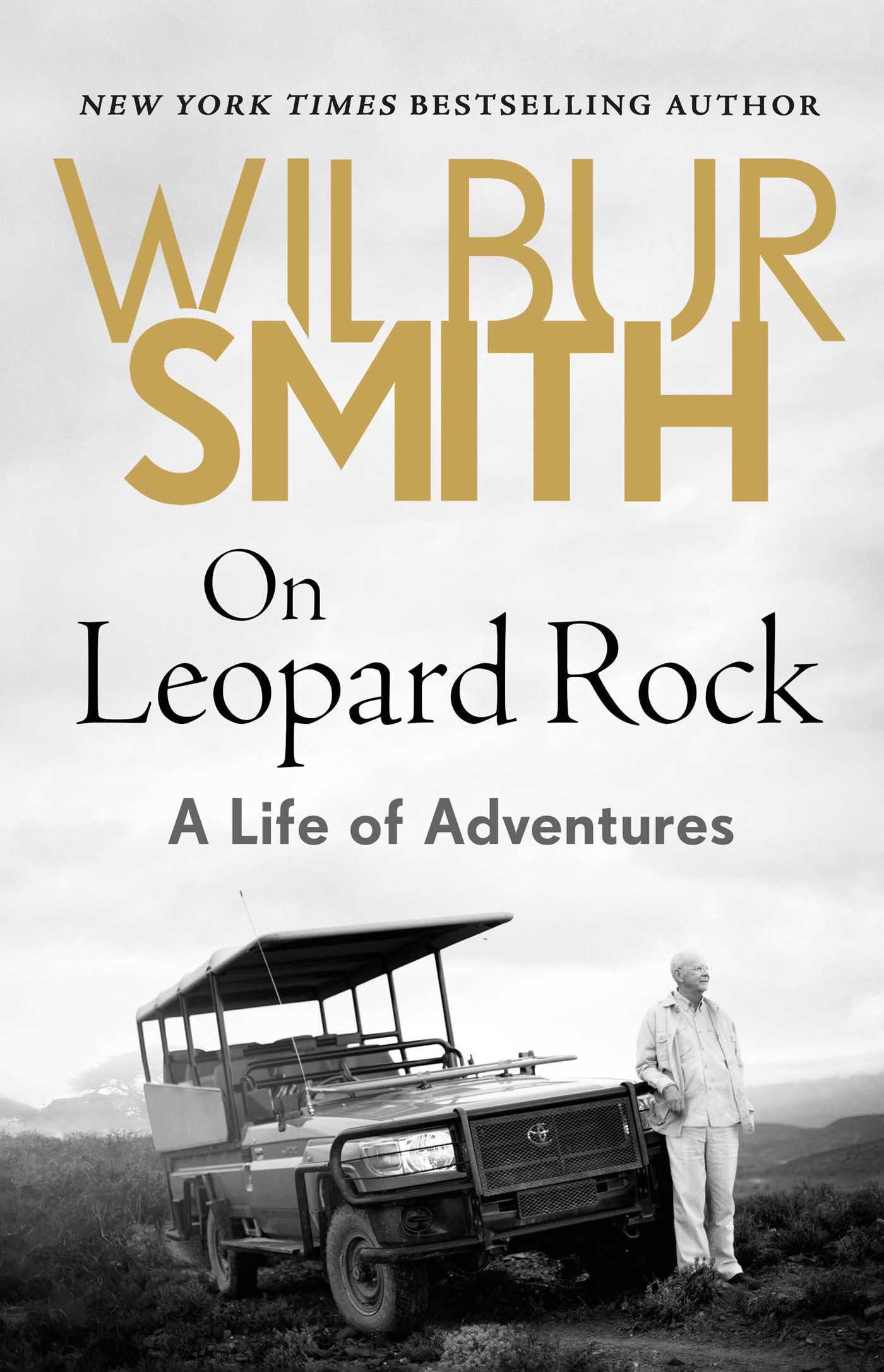 On leopard rock 9781499861242 hr