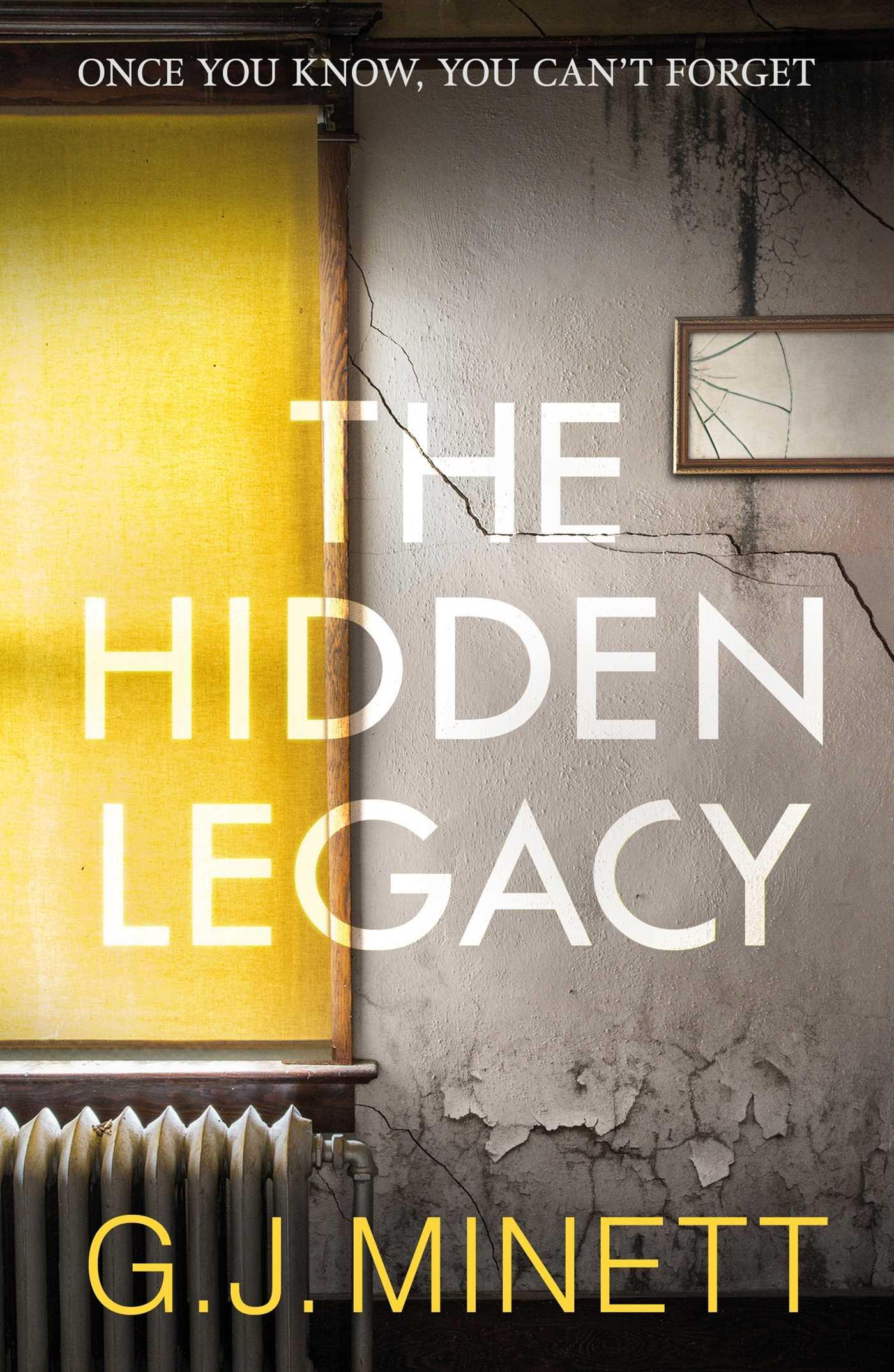 The hidden legacy 9781499861679 hr
