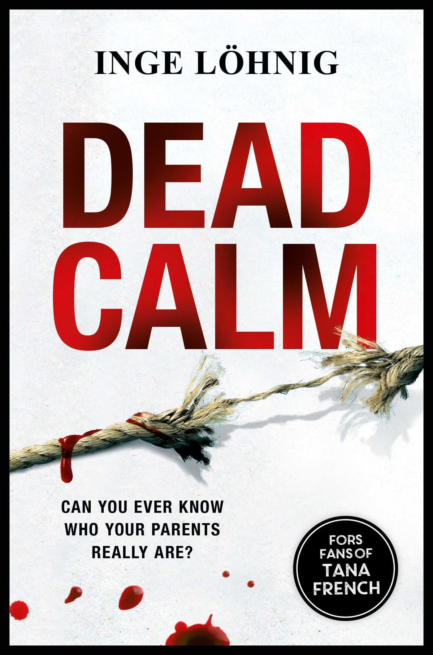 Dead calm 9781499861686 hr