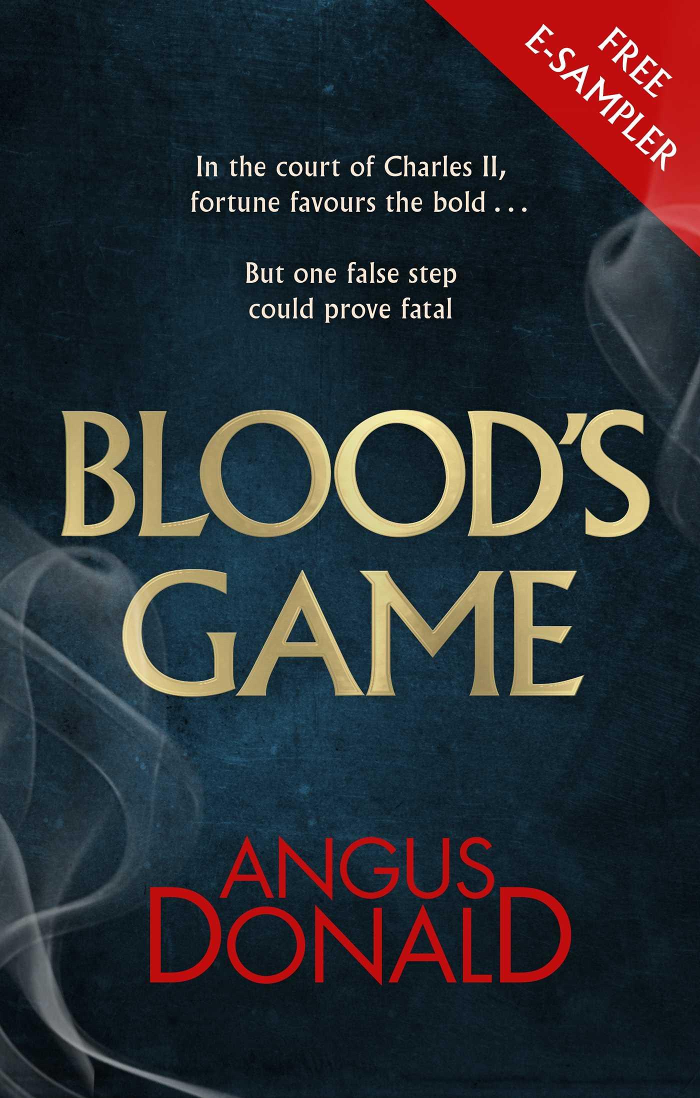 Bloods game 9781499861716 hr