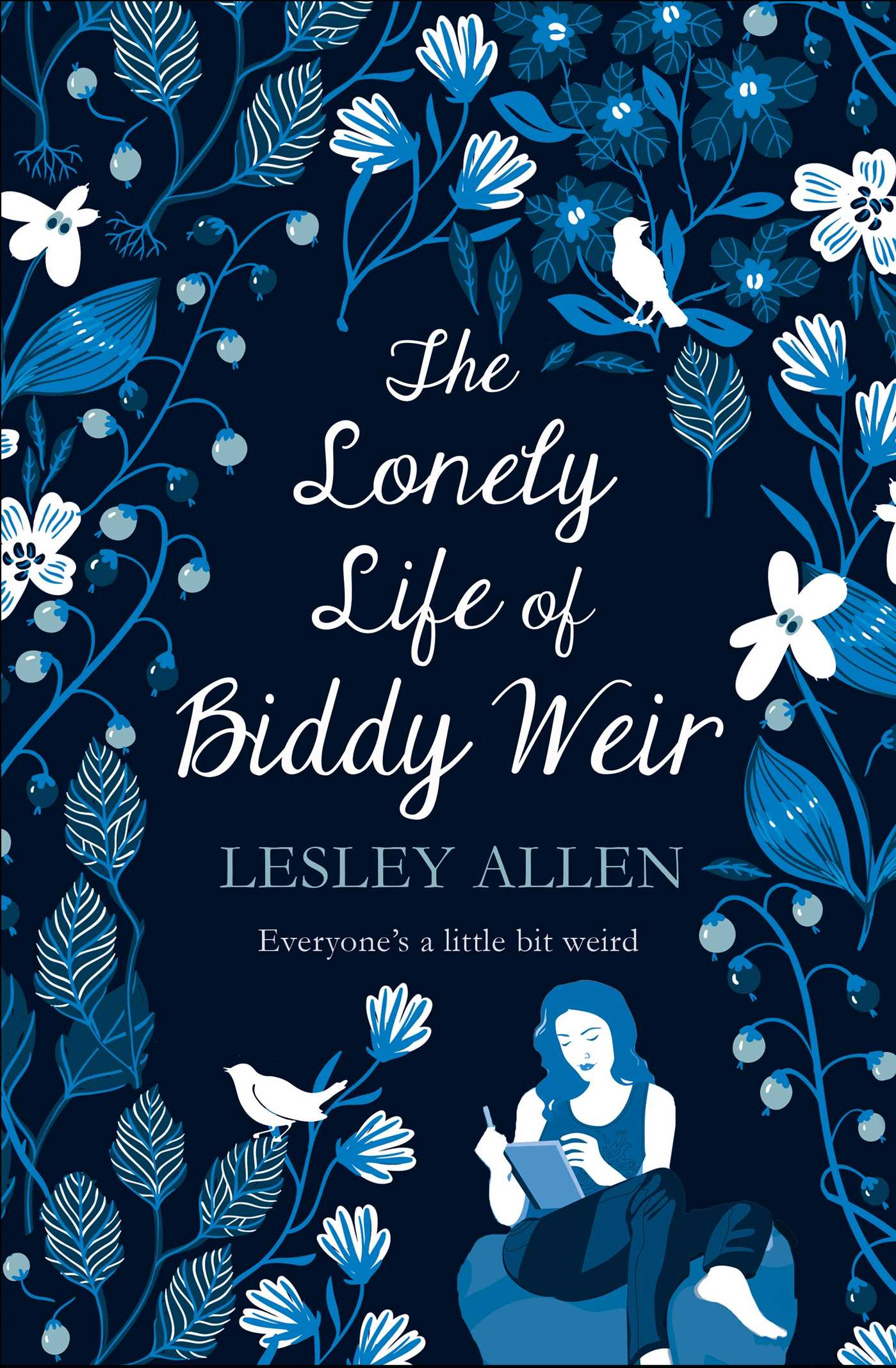 The lonely life of biddy weir 9781499861860 hr