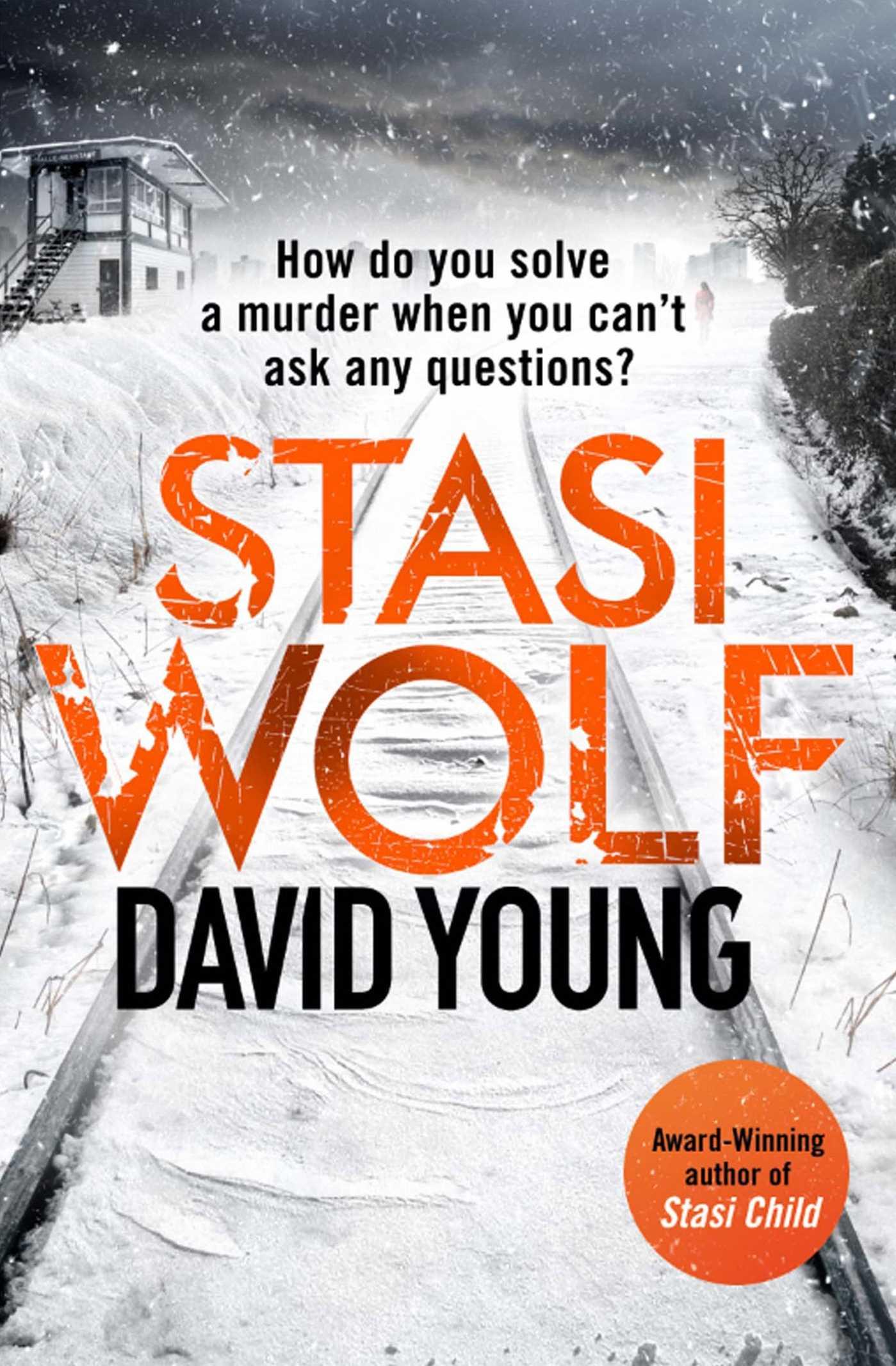 Stasi wolf 9781499861891 hr