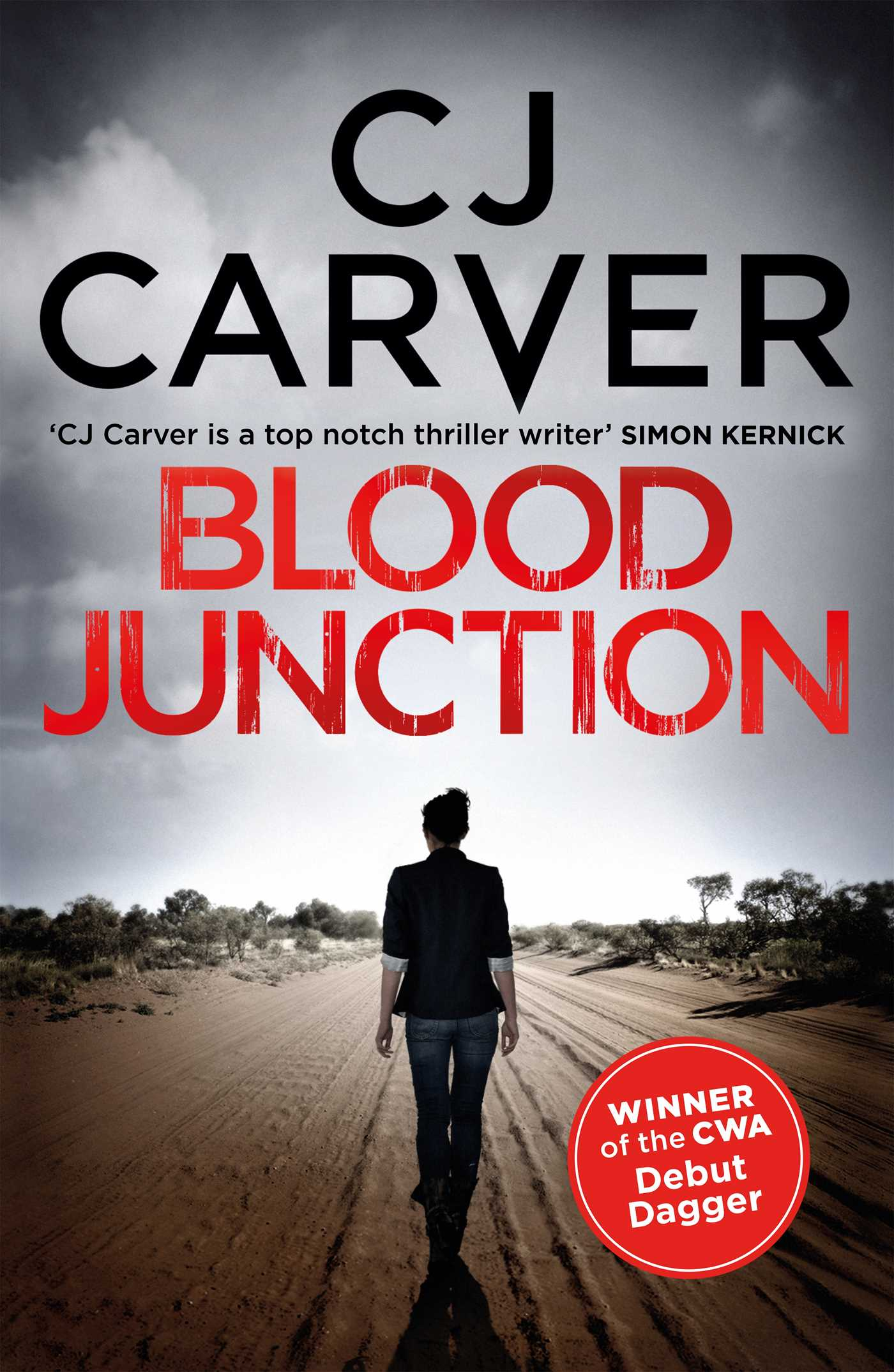 Blood junction 9781499861976 hr