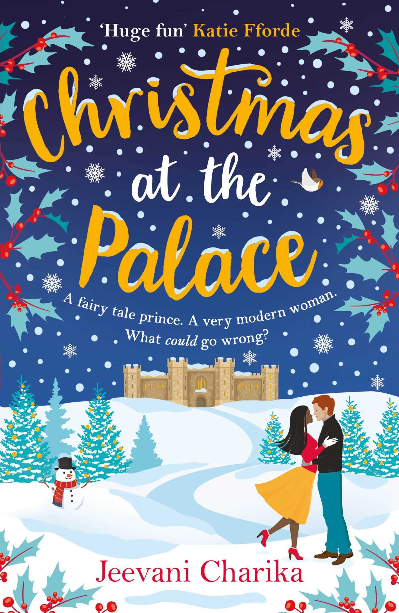 Christmas at the palace 9781499861983 hr