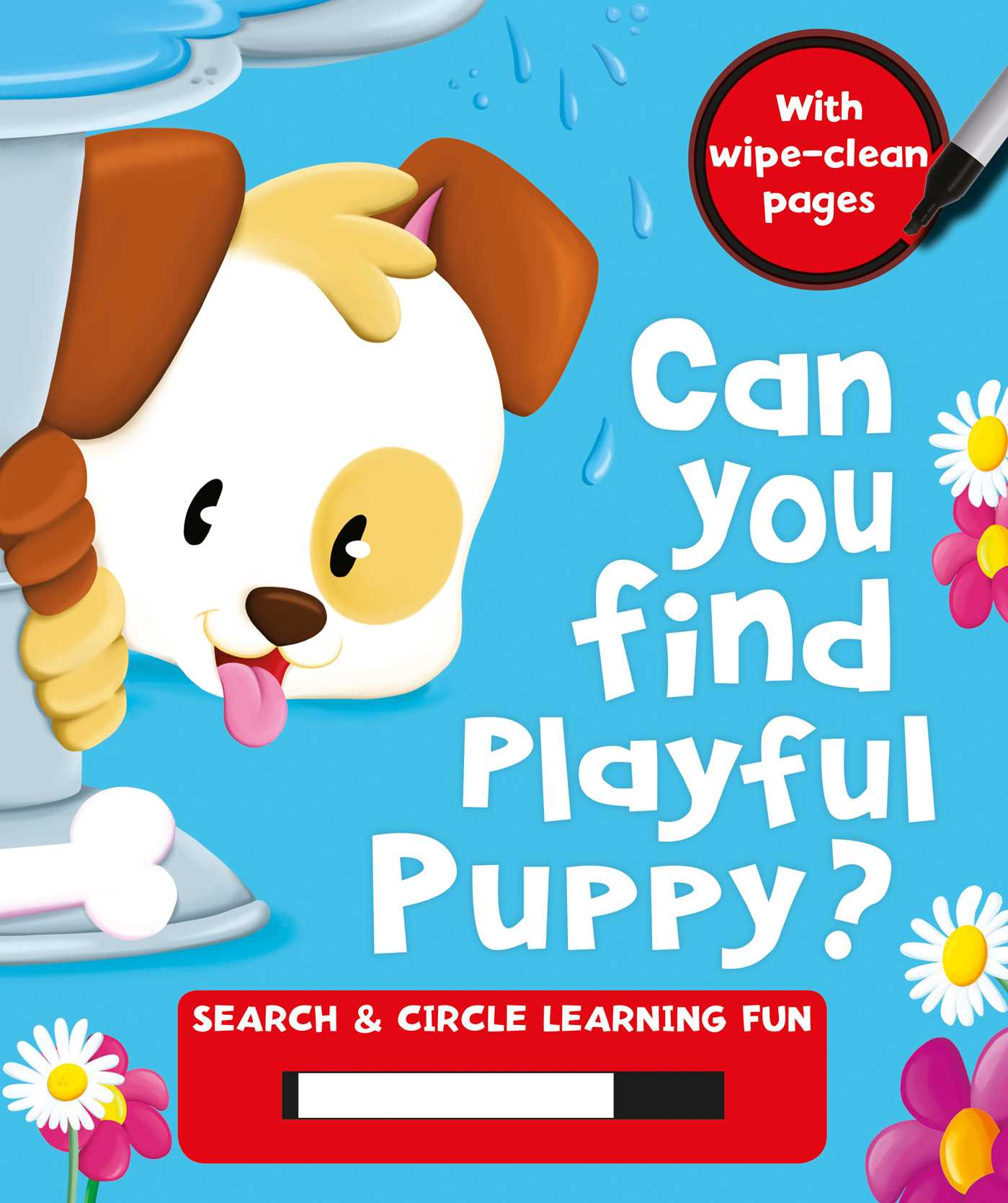 Can you find playful puppy 9781499880106 hr