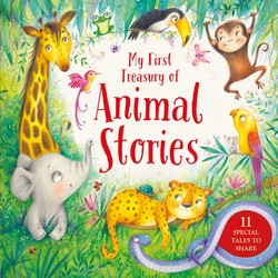 My First Treasury of Animal Stories