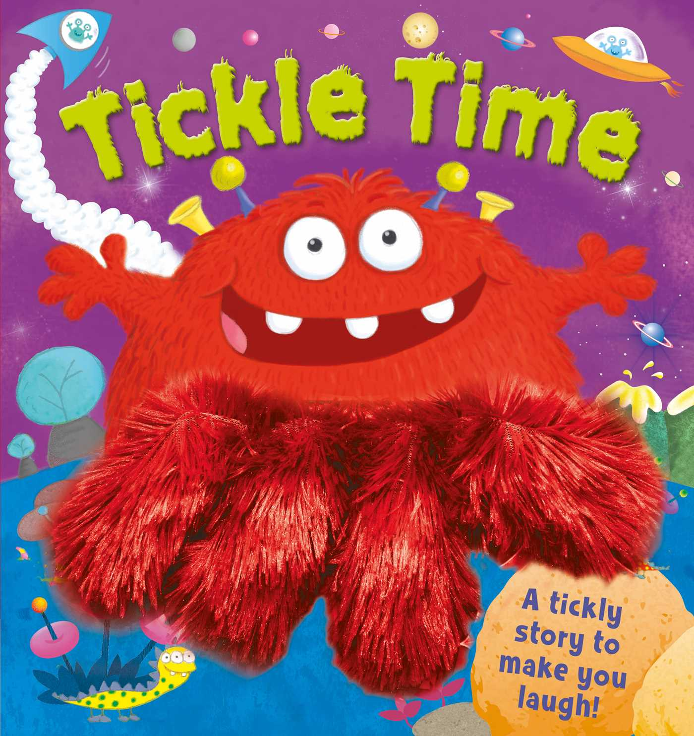 Tickle time 9781499880526 hr