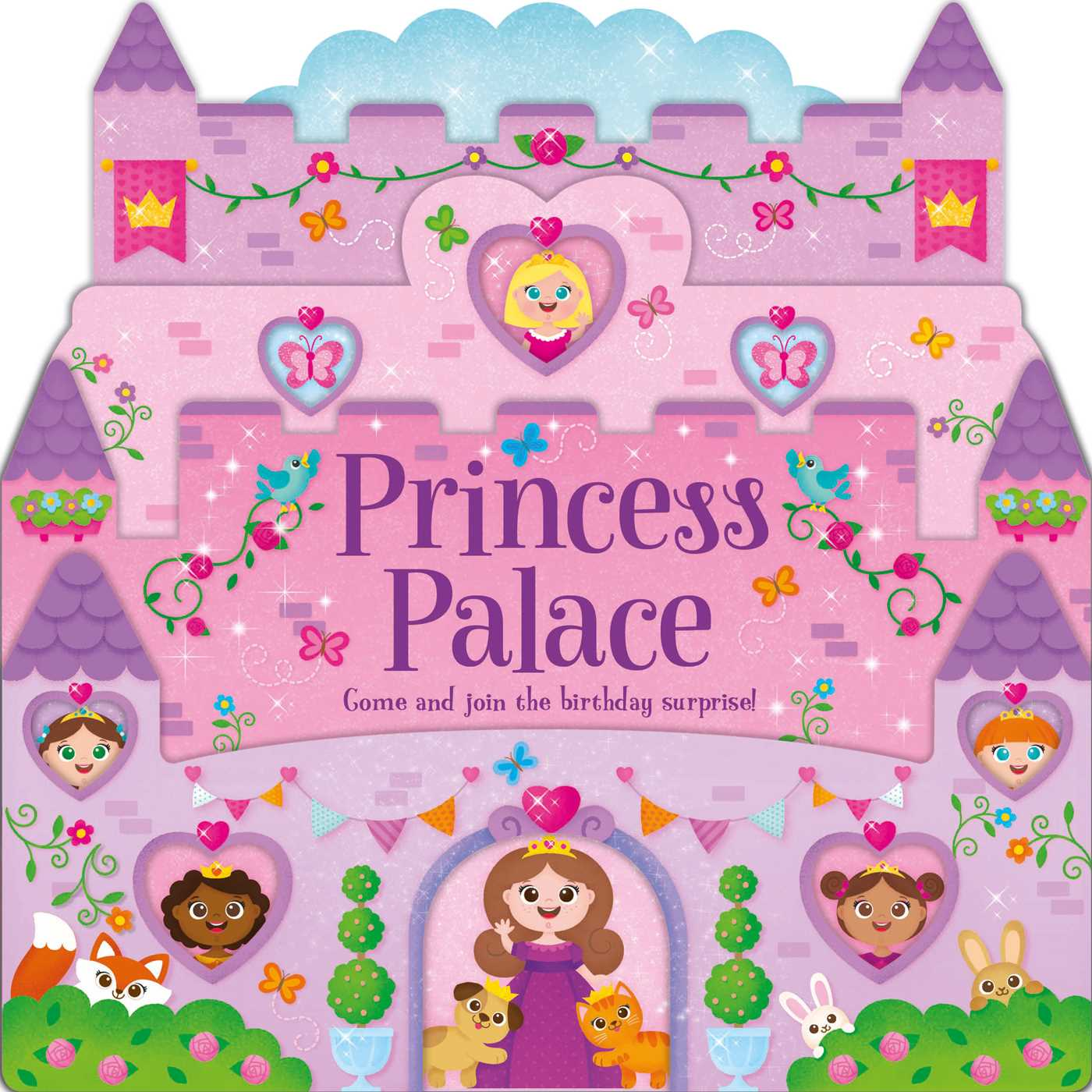 Princess palace 9781499880663 hr